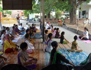 Event 83 : International Day of Yoga