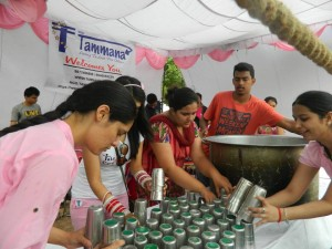 Event 47 : Tammana turns Pink-Chabeel 2013