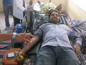 Event 13 : Blood Donation Camp