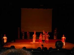 Event 36 : Children of TAMMANA's Special Training Centre taken to explore 'Krishnaleela'