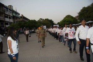 Event 53 : Road Safety Evening, In Association with Chandigarh Traffic Police