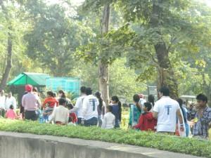 Event 56 : Trip to Chatbir Zoo for Children from Slum