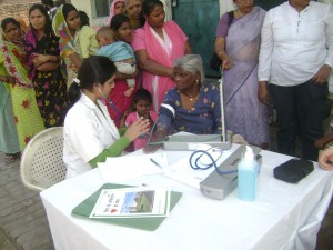 Event 7 : Free Rural Health Camp