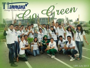 Event 48 : Tree Plantation drive & distribution of free saplings to public