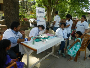 Event 62 : Dental Camp for the residents