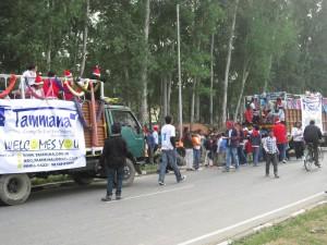 Event 29 : Punya 2010- Chandigarh Truck Rally