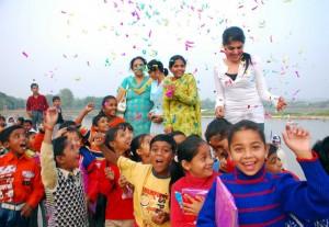 Event 3 : Children's Day Celebrations