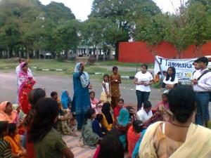 Event 31 : Women Empowerment/Legal Awareness Camp at Slum