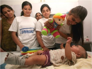 Event 23 : Time Spending Programme & Gift Distribution at Pediatric ward at General Hospital