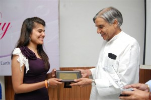 Woman Achiever' Award by Public Relation Council of India (PRCI) to the Founder-President by Sh. Pawan Kumar Bansal