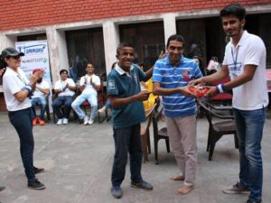 Event 88 : A Differently Abled Diwali