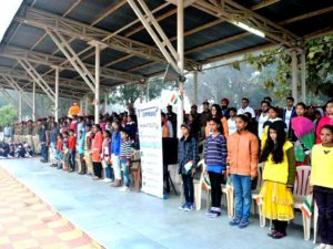 Event 93 : Celebrating 69th Republic Day at ITBP Campus Chandigarh