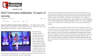 Buzzing chandigarh,e-paper,ASHIA 10,Sept 3,2018