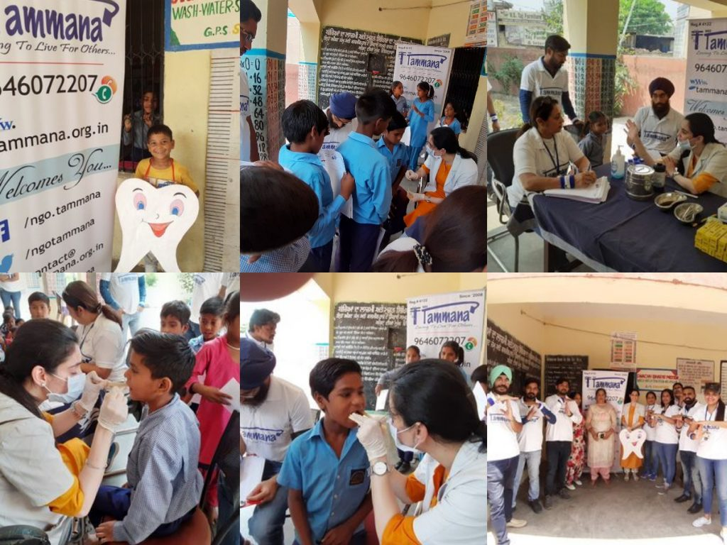 Dental Camp at Project Yakeen