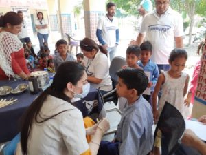 Event 106 :  Smile Care Dental Camp by NGO Tammana