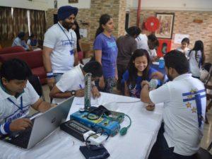 Event 97 : World Hypertension Day | Awareness & Screening Camp
