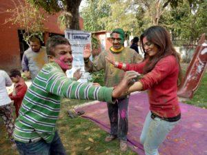 Event 94 : Rang Barse - Holi Celebration